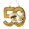 25th Anniversary Christmas Ornaments