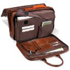 Ultimate File Cabinet Leather Briefcase