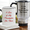 Personalized Coffee and Travel Mugs