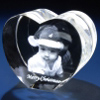 Personalized 3D Laser Crystals with your Photo