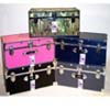 College Footlocker Trunk - Storage and Decor