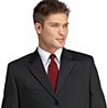 Suit, Tie, Casual Clothing