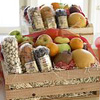 Fruit and Nut Healthy Gift Basket