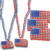 July 4th Party Beads