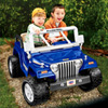 Kids Power Jeep