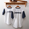 Father, Son Pinstripe Baseball Jerseys