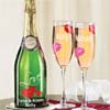 Love, Wine, Flutes - Romantic Gifts