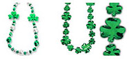 St. Patrick's Day Party Beads