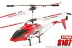 Syma 3 Channel  RC Remote Controlled Helicopter