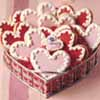Valentine Cookies and Gift Baskets