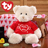 Cute Personalized Valentines Bear